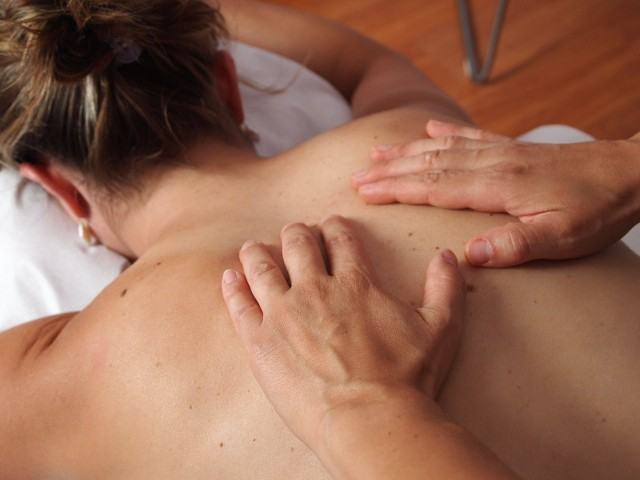 massage - a type of complementary medicine