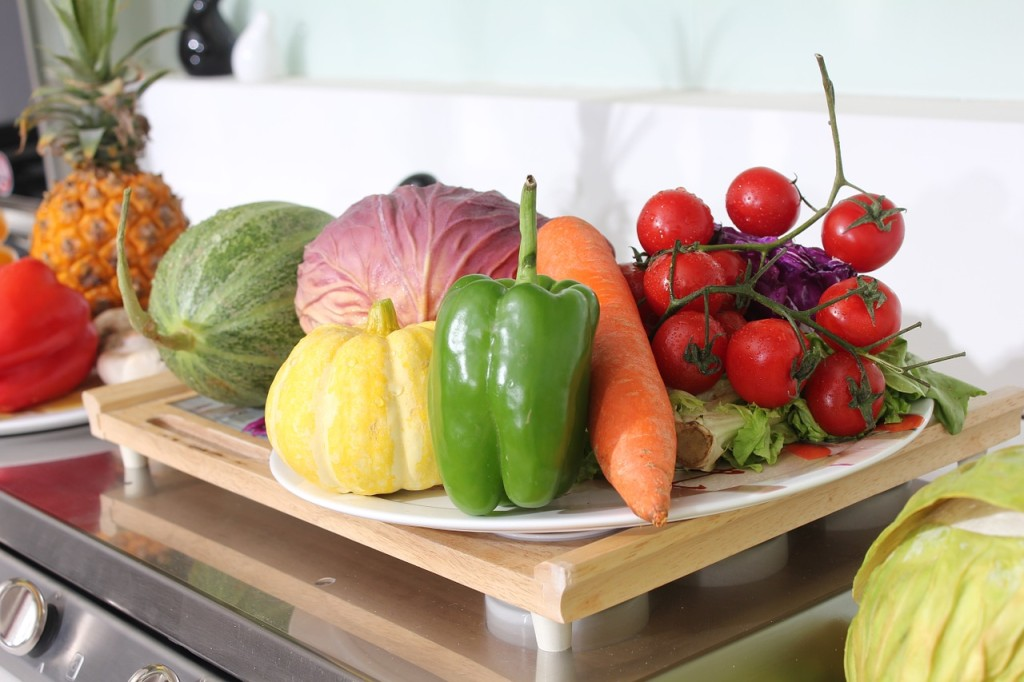 Fruits and vegetables for cancer prevention